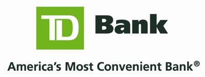 TD Bank 2021 PAws Presenting Sponsor